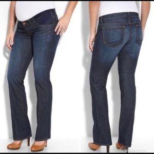 J Brand Mama J maternity jeans size 31 Bootcut